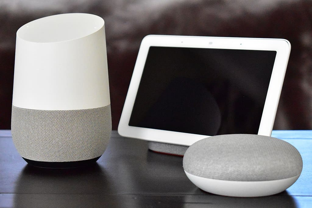 Google-Home-Voice-search